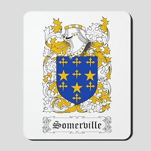 Somerville [Scottish] Mousepad